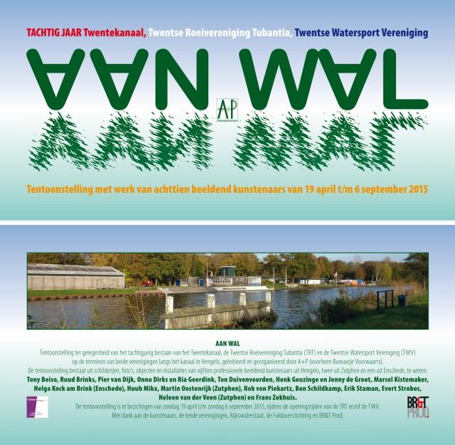 Flyer Aan Wal 22-03-15.indd
