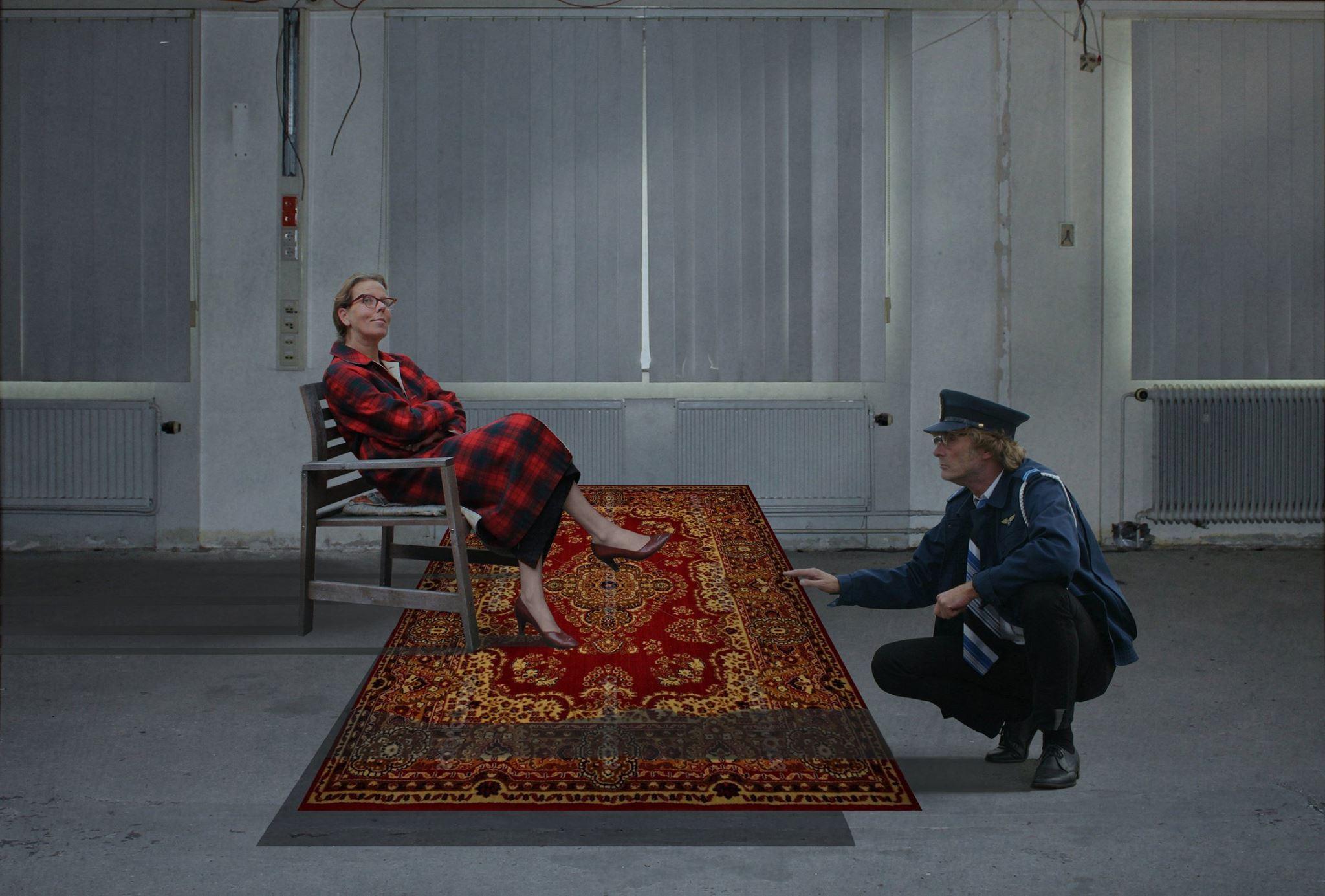 Long-pile carpet